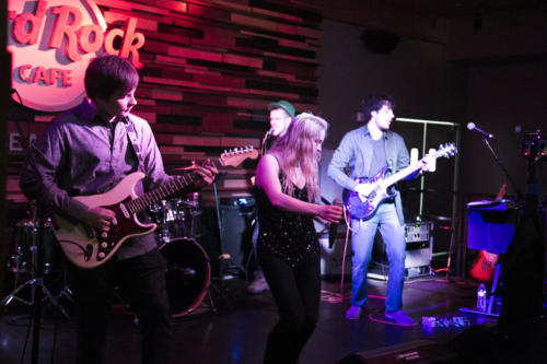 Megs McLean Hard Rock 1